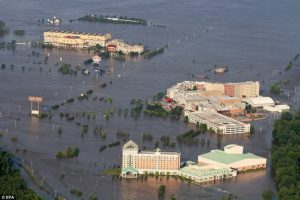 Tunica Flooded - Spring, 2011