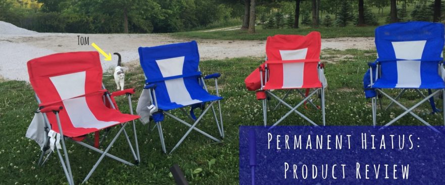 Permanent Hiatus - Sam's Club Chair Review